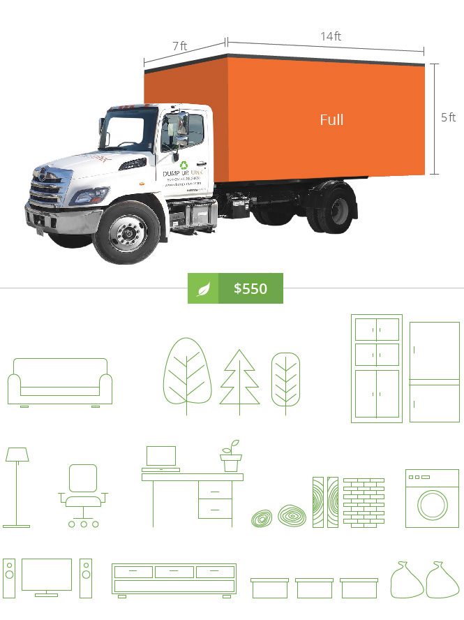Truck Size D