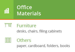 Dump Ur Junk - Office Materials