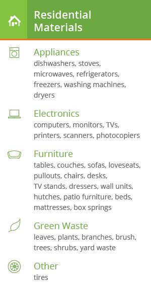 Dump Ur Junk - Residential Materials